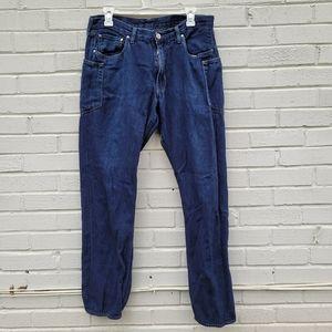Billionaire Boys Club Carpenter Jeans Dark Wash 33
